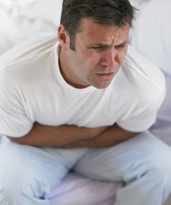 цистит симптомы у мужчин